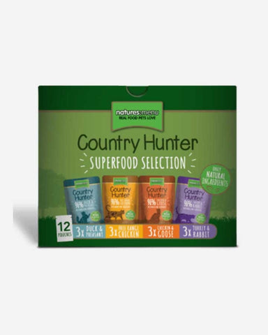 Natures:Menu - Country Hunter Super Selection til kat