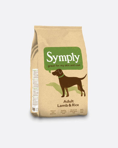 Symply Adult - Lamb & Rice - 12 Kg
