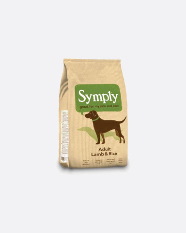 Symply Adult - Lamb & Rice - 6 Kg