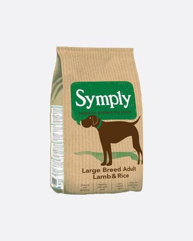 Symply Adult Large Breed - Lamb & Rice - 12 kg