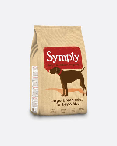 Symply Adult Large Breed - Turkey & Rice - 12 Kg