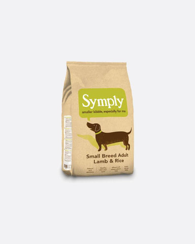 Symply Adult Small Breed - Lamb & Rice - 6 Kg