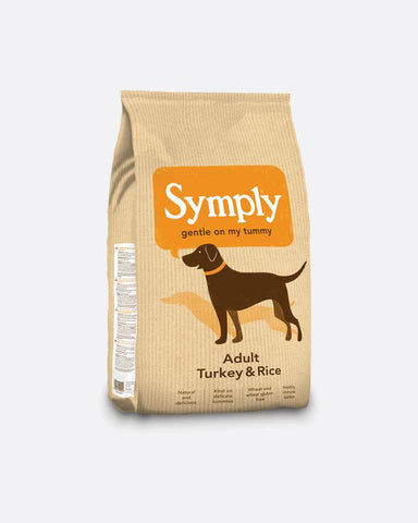 Symply Adult - Turkey & Rice - 12 Kg