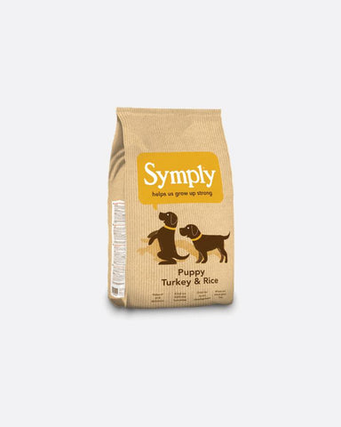 Symply Puppy - Turkey & Rice - 6 Kg