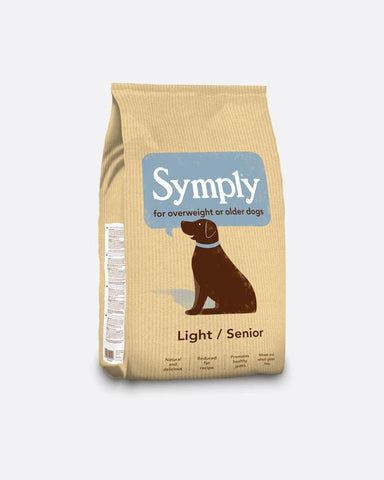 Symply Senior / Light - Lamb & Rice - 12 Kg