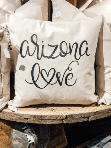 Arizona Love Pillow