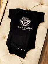 """Yuma Grown"" Baby Onesie"