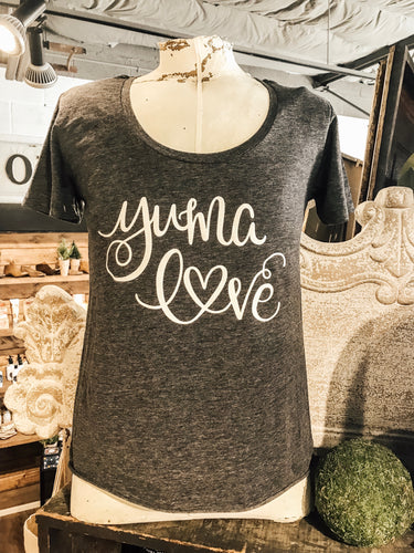 Yuma Love Tee-Womens