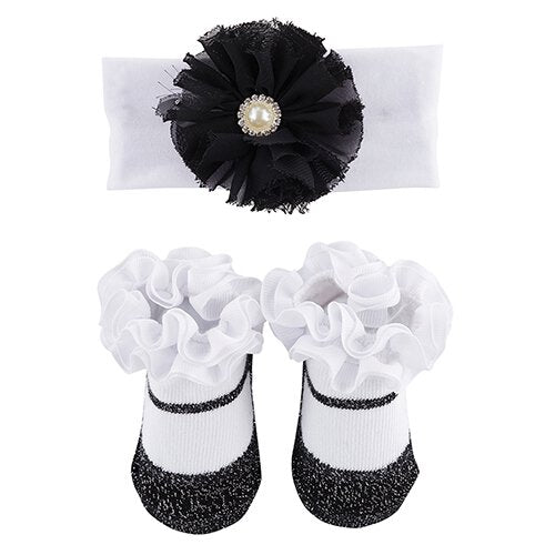 Baby Socks Accessory Set