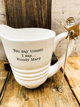 Bloody Mary Pitcher/Spoon Set