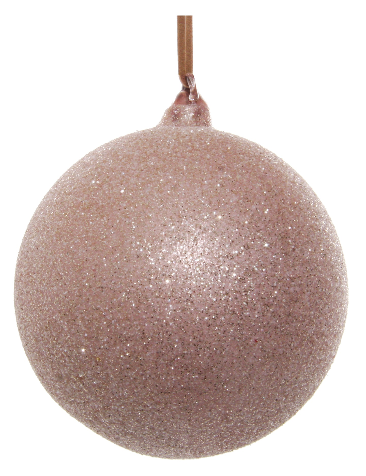 Pink Sparkly Ornament