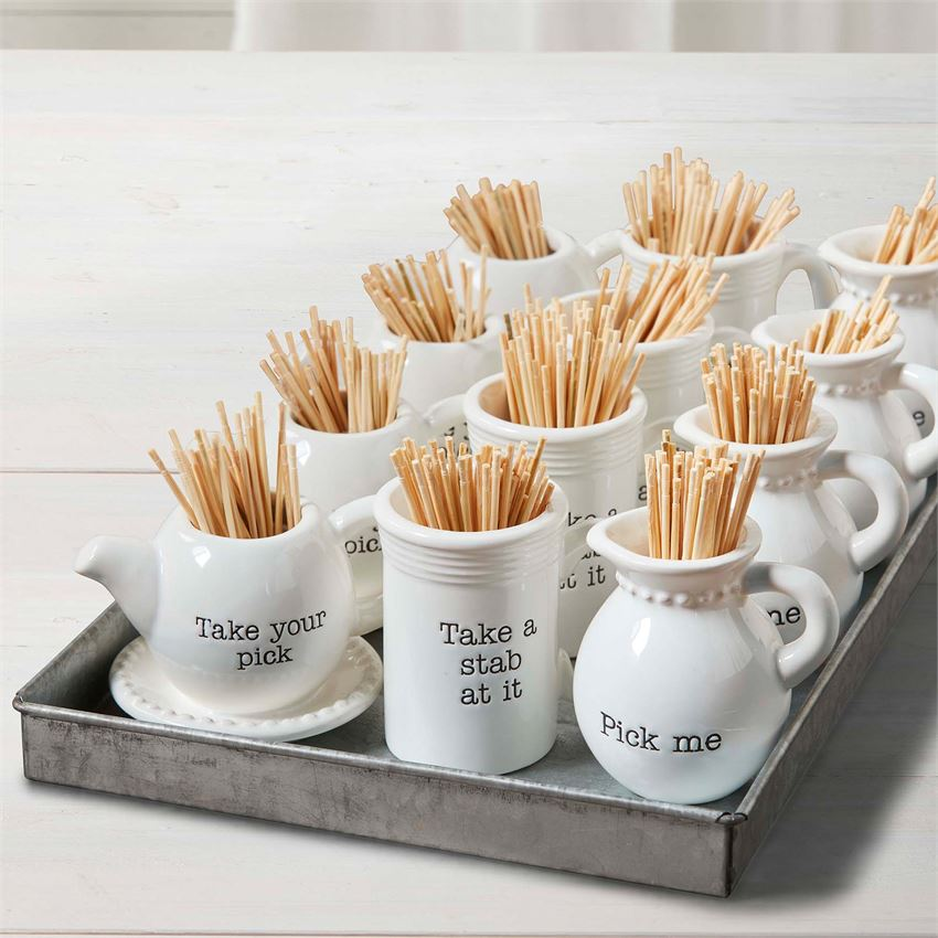 Toothpick Sets