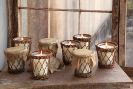 Park Hill Farmhouse Willow Candle