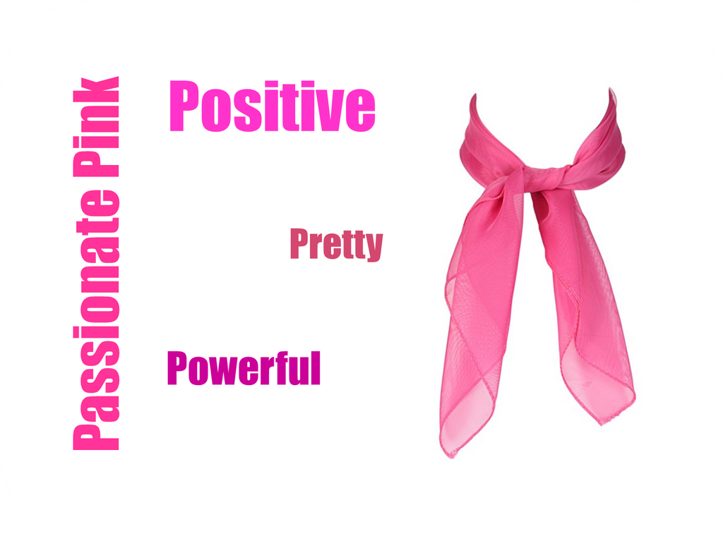 Breast Cancer Awareness - Passionate Pink