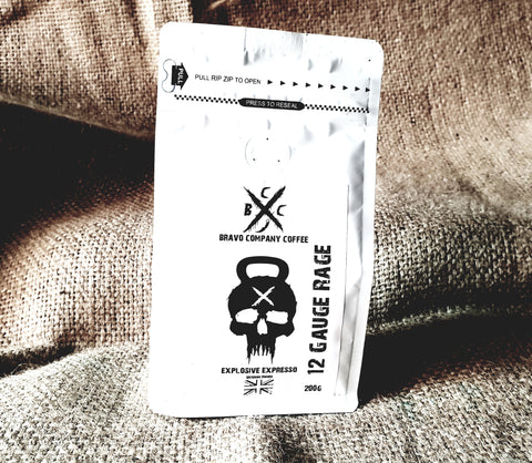 12 Gauge Rage Coffee