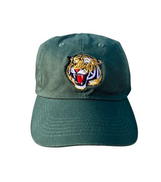 Dark Green v2 Tiger Dad Hat