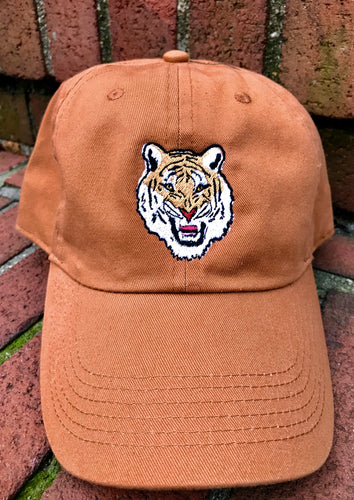 Copper Tiger Hat