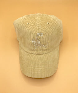 Tan Corduroy Flagship Jungle Dad Hat