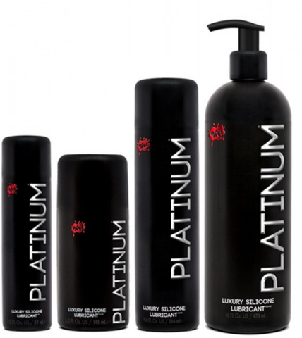 Wet Platinum Lube - Various Sizes