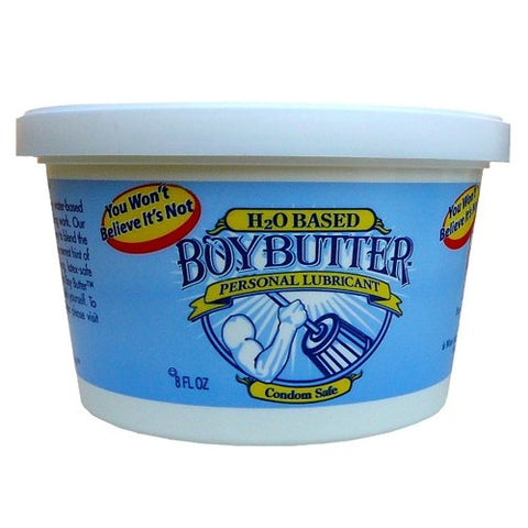 Boy Butter H2O Lube - Various Sizes