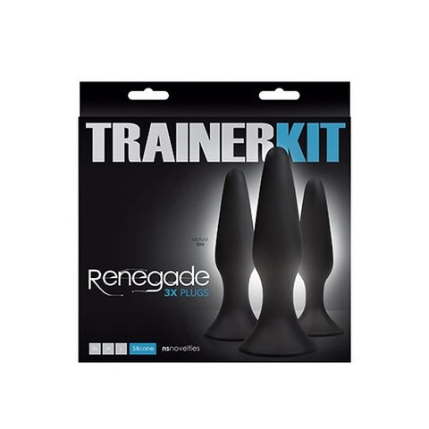 Renegade Sliders Anal Training Kit (8839.2022)