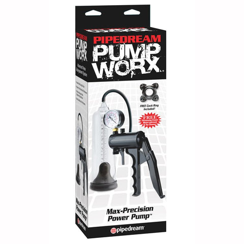 Pump Worx Max-Precision Power Pump (327023)