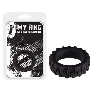 O My Silicone Tire Cockring (SD4952)