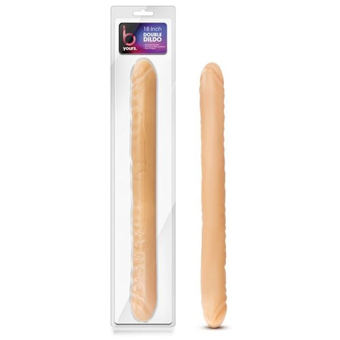 "Blush - B Yours - 18"" Double Dildo (9.36793)"