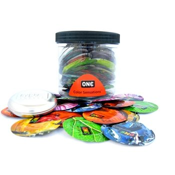 ONE Mixed Color Sensations 100 Pack