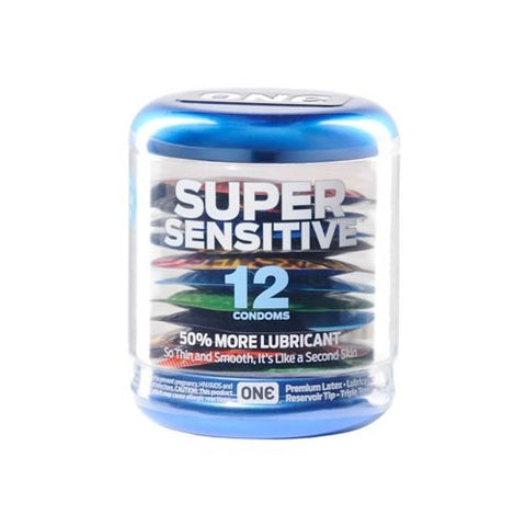 ONE Super Sensitive - 12 Pack