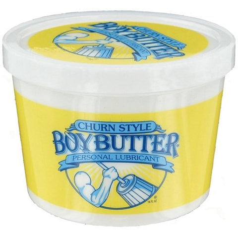 Boy Butter Original Lube - Various Sizes