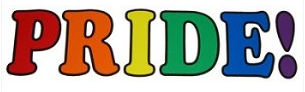 PRIDE! Sticker