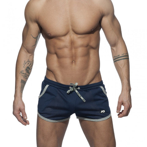 Addicted Mesh Basic Rocky Short (AD647)