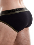 Pump Ribbed Brief