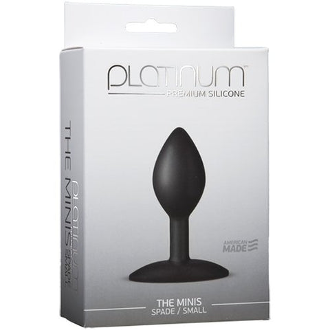 Platinum Premium Silicone The Mini`s Spade