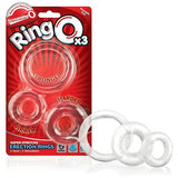 Screaming O - 3-Pack Cockrings