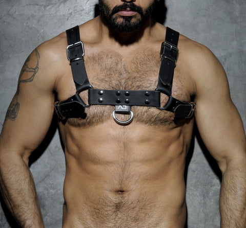 Addicted Leather Harness (ADF30)