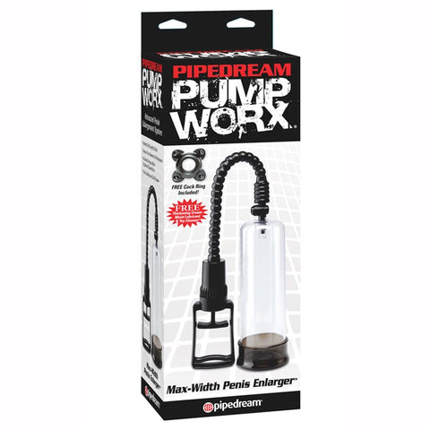 Pump Worx Max Width Penis Enlarger (PD3262-23)