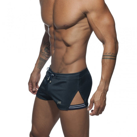 Addicted Side Stripe Short (AD680)