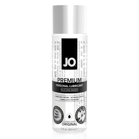 JO Silicone Lube - Various Sizes