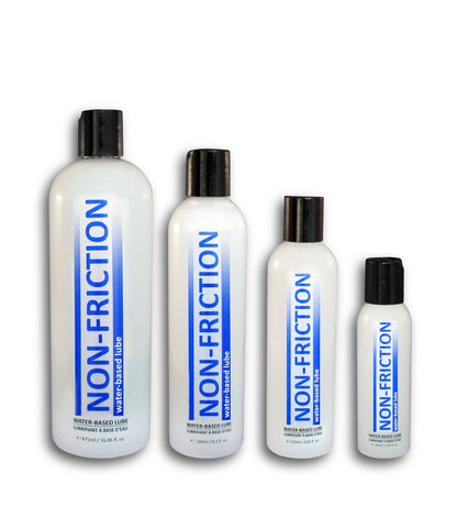 Non-Friction Lube - Various Sizes