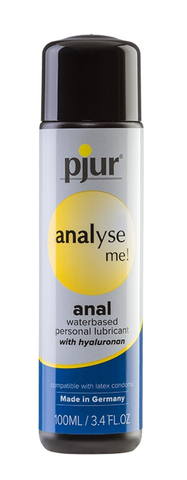 Pjur Analyse Me WaterLubricant - Various