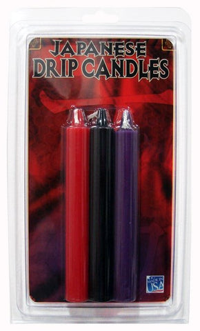 Drip Candles (set of 3) (2101.01)