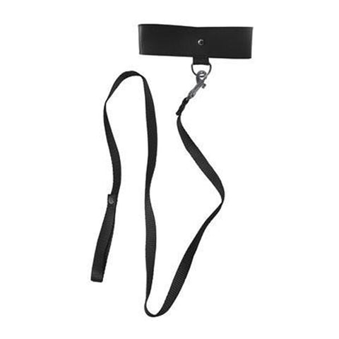 S&M - Black Leash & Collar (8829.503)