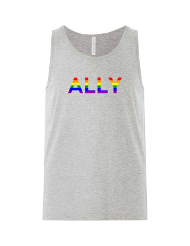 VRS Rainbow Ally Tank Top