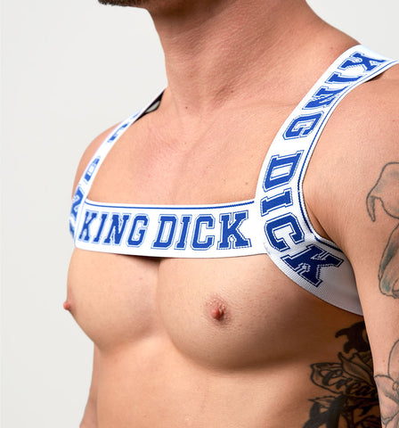Project Claude King Dick Harness