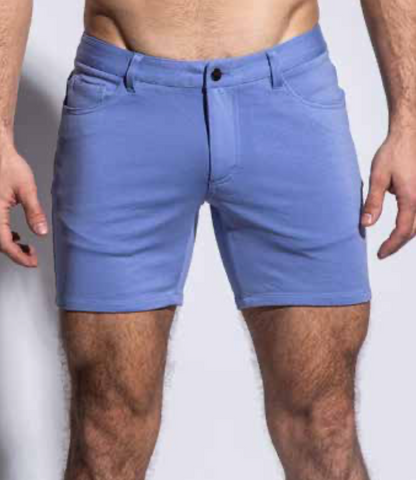 St33le Knit Jean Short - Summer Colours (1932)
