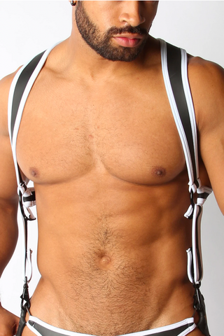 CellBlock13 Rebel Harness (CBS232)