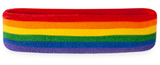 Rainbow Sweatbands