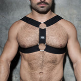 Addicted Double Ring Harness (ADF116)
